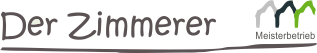 Der Zimmerer Bosau Hutzfeld Jakubenko Logo